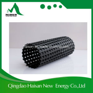 30kn/30kn Biaxial Fiberglass Geogrid Ued in Road Base pictures & photos