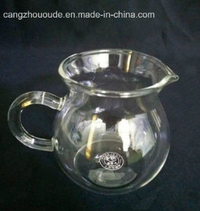 New Style Glass Tea Cup with Drinking