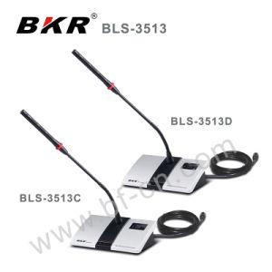 Bls-3513c/D Desktop Microphone System pictures & photos