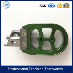Aluminum Alloy CNC Precision Machining Metal Parts with Nice Finish pictures & photos