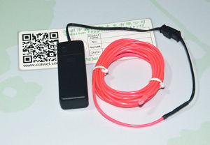 3m EL Wire with Batteries Inverter -- DV3V
