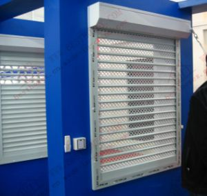 Aluminium Transparent Roller Shutters (BH-RS27) pictures & photos