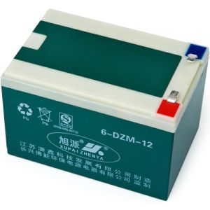 Xupai 12V12ah VRLA Battery for Lawn Mower