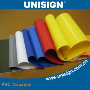 Fire Retardant PVC Tarpaulin pictures & photos