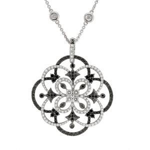 Full Diamond Gold Jewelry 925 Silver Micro Setting Pendants Jewellery pictures & photos