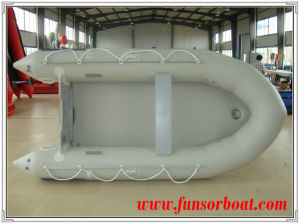 Motor Boat with Airmat Floor (FWS-A270) pictures & photos