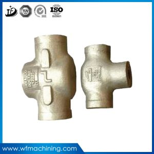 OEM Stainless Steel Precision Casting Housing Valve of Metal Processing pictures & photos