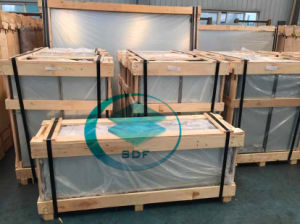 Euro Grey Laminated Glass with Ce, ISO pictures & photos