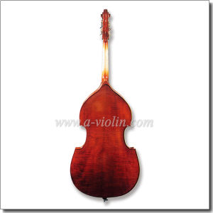 [Aileen]All Solid Wood Nicely Flamed Double Bass with Bag (BM130) pictures & photos