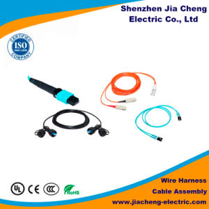 VDE Approved Cables Customized Made Wire Harness Connector Cables pictures & photos