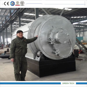 Mini Scale Plastic to Oil Recycling Machine at Low Investment pictures & photos