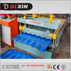 Dx Metal Roofing Rolling Machine pictures & photos