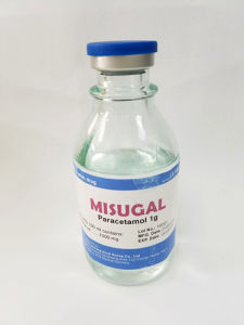 Western Medicine Paracetamol Injection pictures & photos