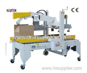 Automatic Folded Carton Sealing Machines pictures & photos