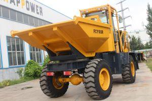 4X4 10ton Heavy Duty Site Dumper pictures & photos