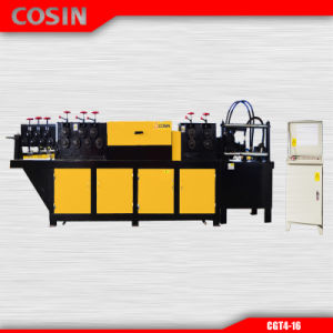 Cgt4-16 Fully Automatic Hydraulic Rebar Straightening and Cutting Machine