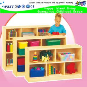 Kindergarten Toy Cabinets Classroom Furniture Kids Cabinet (HB-3901) pictures & photos
