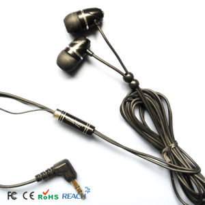 Cheap Silicone Mic Earphone