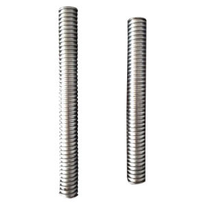 Fully Carbon Steel of Threaded Rods