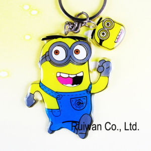 Despicable Me Acrylic Keychain (KCA083) pictures & photos