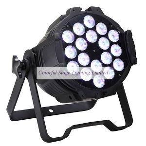 18x10W RGBW 4 in 1 LED PAR Can