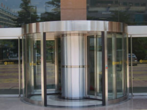 Deper Three-Wingauto-Revolving Doors pictures & photos