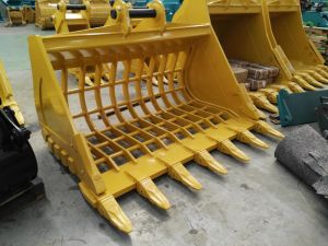 Sf New PC200 1900mm Width Excavator Skeleton Bucket pictures & photos