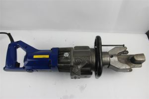 High Quality Portable Electric Handheld Steel Bar Bender Be- Rb-16 pictures & photos