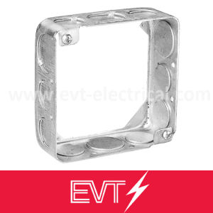 Evt Conduit Box Extension Type pictures & photos