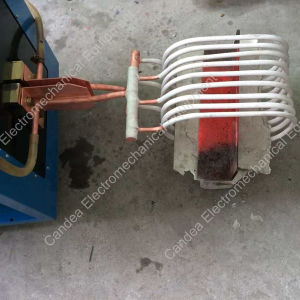 Safe and Reliable Ultrasonic Frequency Hot Used Induction Heating Equipment pictures & photos