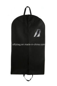 Eco-Friendly New Breathable Foldable Garment Bags Promotional Dress with Handles pictures & photos