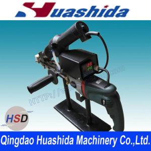 Plastic Hand Extruder PP Plastic Extrusion Machine pictures & photos