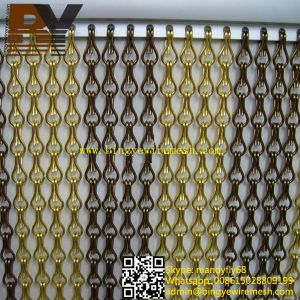 Decorative Aluminum Fly Curtain for Door pictures & photos