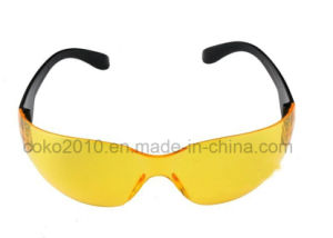 Anti-Fog CE En166 Safety Glasses pictures & photos