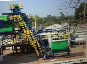 Fully Continuous Plastic Pyrolysis Plant pictures & photos