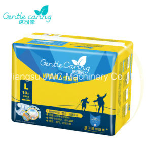 Disposable Comfortable Type Single Tape Adult Diapers pictures & photos
