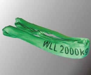 Polyester Round Sling/Round Lifting Sling Webbing Sling pictures & photos
