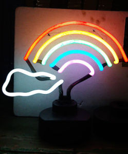 Mini Neon Sign Table Top Neon Sign