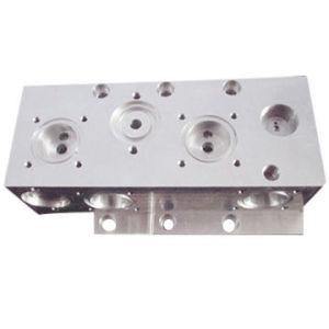Al-Alloy -CNC Machined -Part
