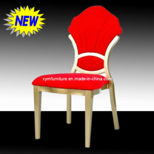 Hot Restaurant Chair in Sale Fabric Hotel Chair with Metal Frame Stock (XYM-H06) pictures & photos