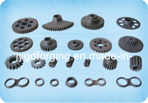 Bevel and Spur Gear, Worm Gear 16mncr5 Pinion Gears pictures & photos