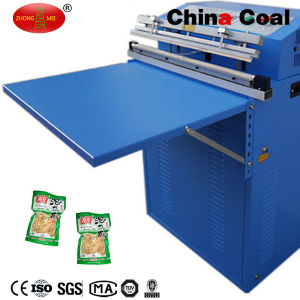 Zm-500 External Vacuum Packaging Machine with Nitrogen Gas Flushing pictures & photos