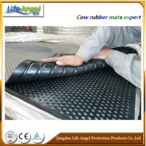 Black Dairy Cow Mat and Horse Matting/Cow Mattress/Rubber Cattle Mat