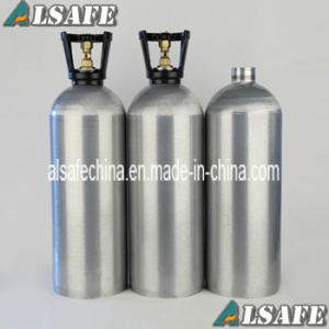 20 Liter Seamless Aluminium Fill CO2 Tank pictures & photos