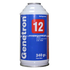 Refrigerant Gas R12, Freon Gas, Auto Air-Condtioner Refrigerant