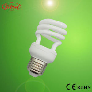 T2 Full Spiral 15W Energy Saving Lamp, Light pictures & photos