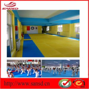 Soft Rubber Puzzle Plastic Foam Sheet Used for Gym Mat Event pictures & photos