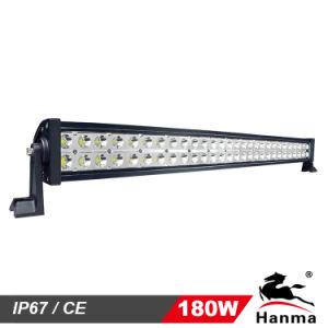 180W 10-30V DC off Road SUV 4X4 LED Light Bar