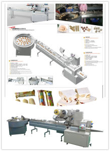 Cereal Bar /Cake Automatic Packing Machine pictures & photos
