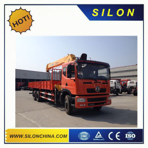 Dongfeng 6X24 Truck Mounted 5t Crane pictures & photos